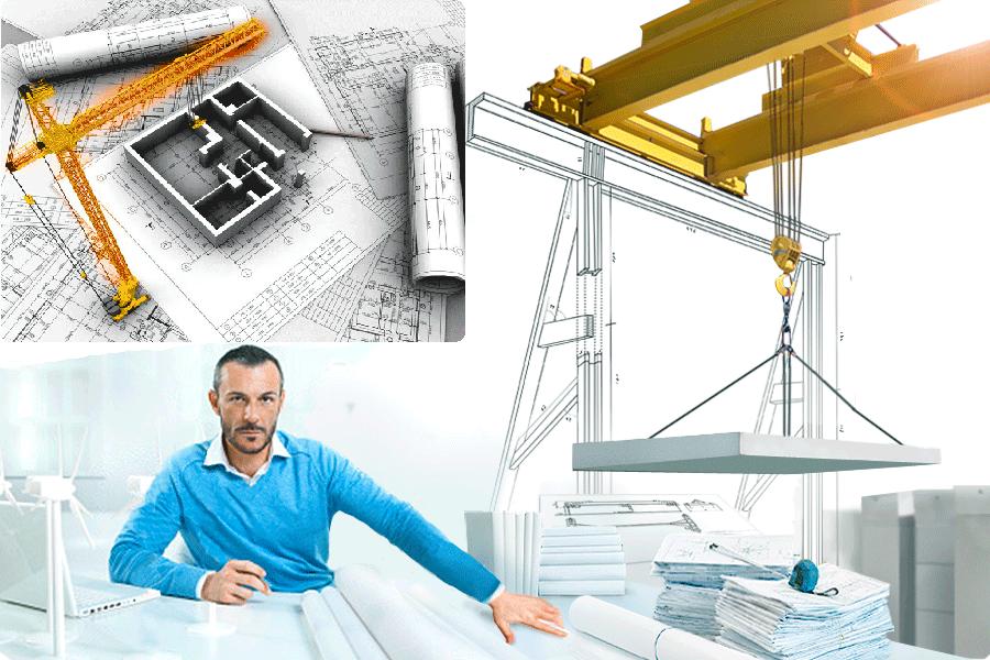 Проектирование грузоподъемных систем