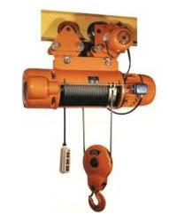 электрическая таль тельфер